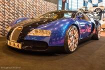 Bugatti Veyron - Rétromobile 2014
