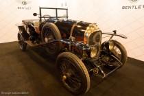 Bentley 3l. vainqueur Le Mans 1924 - Rétromobile 2014
