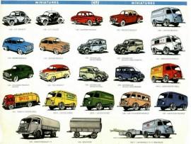 Catalogue CIJ 1956 - une exclusivité pour Renault