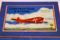 Boite Meccano Constructeur d'avions, 1937