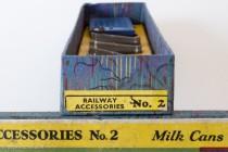 Boite Hornby, Railway accessories, 1935