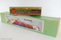 Deux boites Hornby, 1934 et 1950
