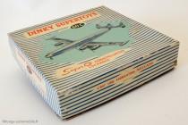 Boite Dinky Toys avion, 1956