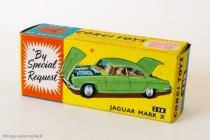 Boite Corgi Toys Jaguar MK X, 1962