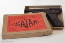 Boite de pistolet à flèches Sajam, 1950