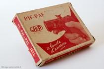 Boite JEP pistolet à amorces, 1950