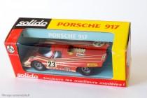 Boite Solido Porsche 917, 1971