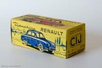Boite C.I.J Dauphine 1956
