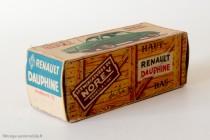 Boite Norev Dauphine 1956 - Imitation caisse en bois