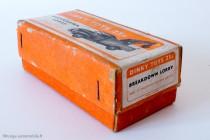 Boite Dinky Toys anglais 1950, une des premières