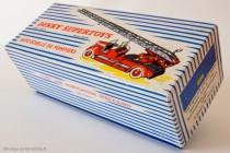 Boite Dinky Toys Delahaye pompier, 1955