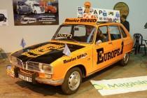 Rétro Passion Rennes 2014 - Renault 16 Europe 1 - Tour de France 1969