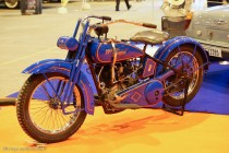 Rétro Passion Rennes 2014 - Harley Davidson