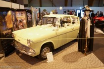 Rétro Passion Rennes 2014 - Ford Anglia d'Harry Potter
