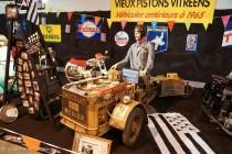 """Rétro Passion Rennes 2014 - Ambiance """"Vieux pistons vitréens"""""""