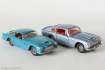 Aston Martin DB5 Vantage Solido et DB6 Dinky Toys