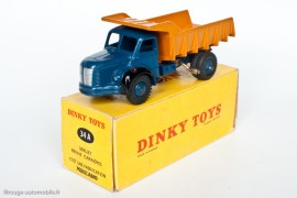 Dinky Toys 534 A - Berliet GLM 10 benne carrière