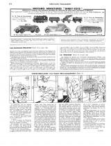 """Meccano Magazine français de juillet 1934 - première timide apparition en France de """"Dinky Toys"""""""