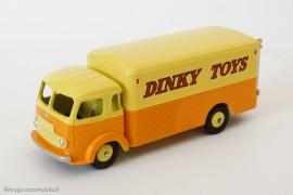 Simca Cargo Dinky Toys 80ème anniversaire - Editions Atlas