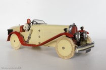 Motor car constructor n°2 - Meccauto 1932