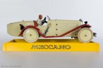 Motor car constructor n°2 - Meccauto 1932 assemblé sur son socle de présentation