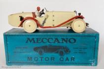 Motor car constructor n°2 - Meccauto 1932 assemblé sur sa boite spécifique