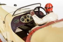 Motor car constructor n°2 - Meccauto 1932 - Taleau de bord et pilote première version