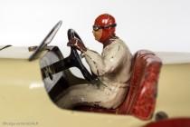 Motor car constructor n°2 - Meccauto 1932 - pilote du premier type