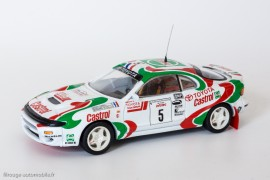Toyota Celica Turbo 4WD - 1er au Tour de Corse 1994 - Trofeu