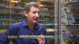 Jour de Brocante - France 3 : Dinky Toys, la grande histoire des petites voitures... Vincent Espinasse