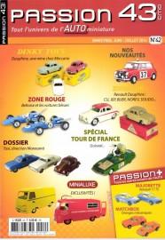 Magazine Passion 43 - n°42 de juin-juillet 2014