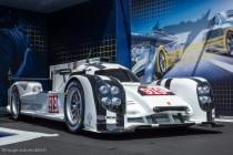 24h du Mans 2014 - Porsche au village - La 919 s'expose