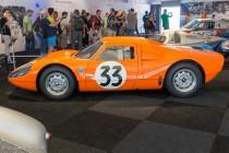 Porsche 904. 8e aux 24 Heures du Mans 1964