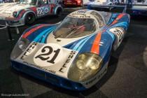 Porsche 917 LH. Ab. aux 24 Heures du Mans 1971