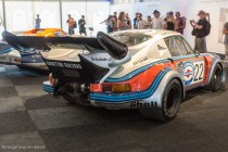 Porsche Turbo RSR. 2ème aux 24 Heures du Mans 1974