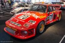 Porsche 935. 2ème aux 24 Heures du Mans 1979