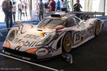 Porsche 911 GT1. Vainqueur des 24 Heures du Mans 1998