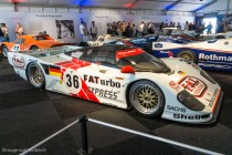 Dauer Porsche 962 LM. Vainqueur des 24 Heures du Mans 1994