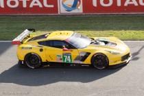 24h du Mans 2014 - Chevrolet Corvette C7 - 20ème et 4ème du LMGTE Pro