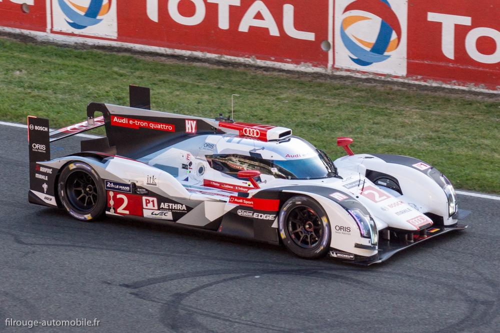 24 Heures Du Mans 2014 Porsche Et Toyota S 232 Ment Audi