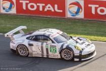 24h du Mans 2014 - Porsche 911 RSR - 17ème et 3ème du LMGTE Pro - 1ère des Porsche GT, une année en demi-teinte