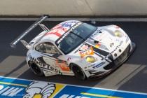 24h du Mans 2014 - Porsche 911 GT3 RSR - 33ème