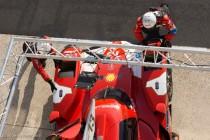 24h du Mans 2014 - abandon de la Rébellion n° 13, mauvais numéro?