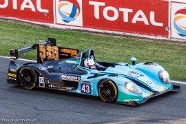 10ème 24h du Mans 2014 - Morgan Judd n°43 - Klein/Hirsch/Brandela