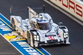 11ème 24h du Mans 2014 - Porsche 919 Hybrid n°14 - Dumas/Jani/Lieb