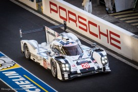 24h du Mans 2014, abandon - Porsche 919 Hybrid n°20