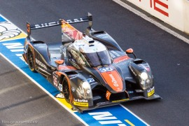 9ème 24h du Mans 2014 - Ligier JS P2 - Nissan n°35 - Brundle/Mardenborough/shulzhitskiy