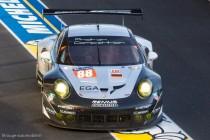 24h du Mans 2014 - Porsche 911 RSR - 21ème et 2ème en LMGTE Am