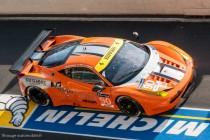 24h du Mans 2014 - Ferrari 458 Italia - 23ème