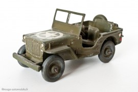 Jeep Willys US - Dinky Toys 24 M
